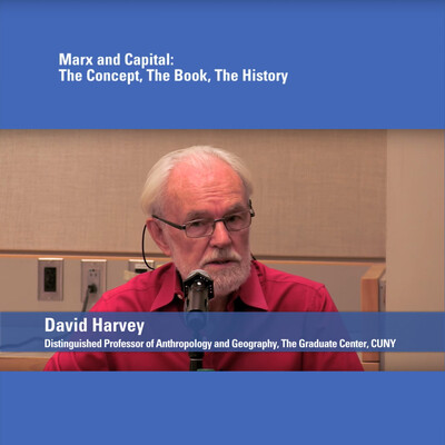 Marx and Capital: The Concept, The Book, The History (audio)