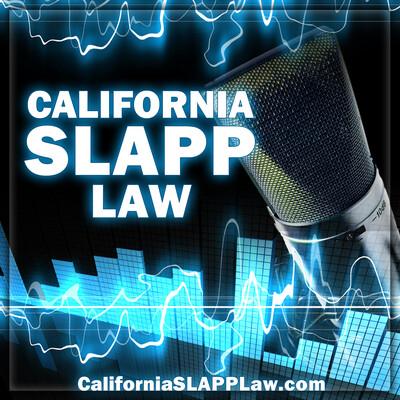 California SLAPP Law