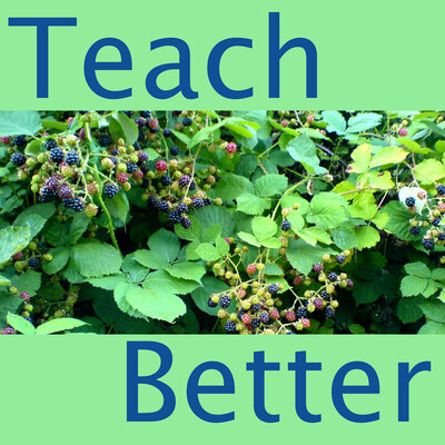The Teach Better Podcast