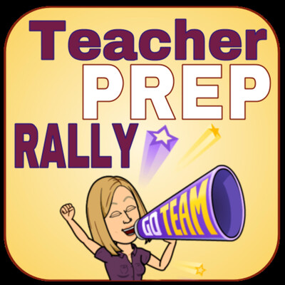 Teacher Prep Rally