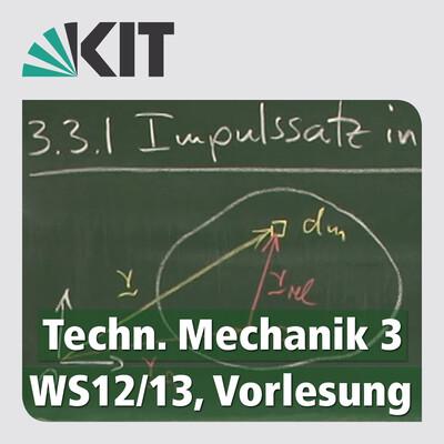 Technische Mechanik 3, WS12/13, Vorlesung