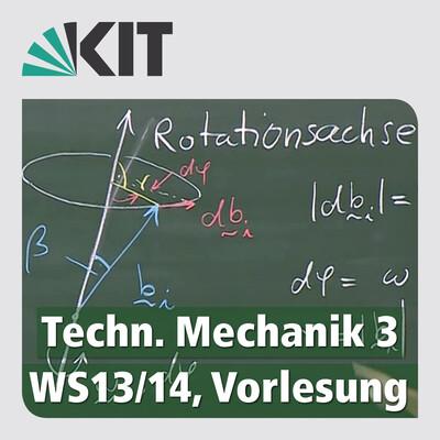 Technische Mechanik 3, WS13/14, Vorlesung