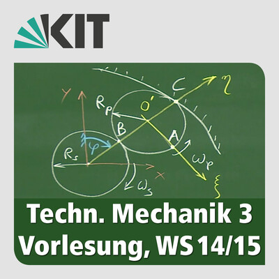 Technische Mechanik 3, WS14/15, Vorlesung