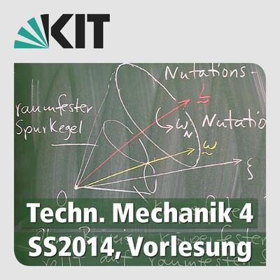 Technische Mechanik 4, SS2014, Vorlesung