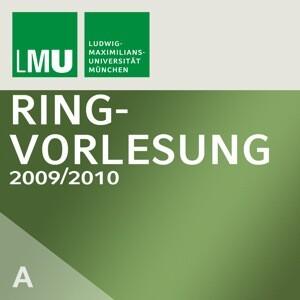 Geld und Leben - Ringvorlesung (WiSe 2009-2010)