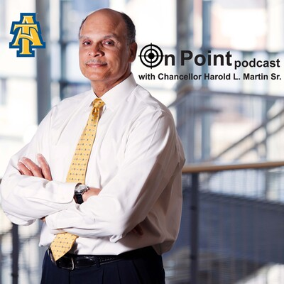 On Point with Chancellor Harold L. Martin