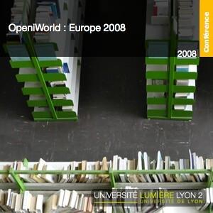 OpeniWorld:Europe2008