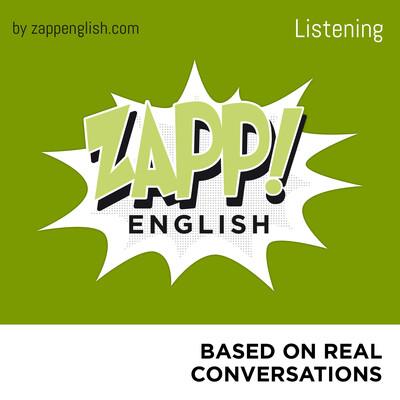 Zapp! English Listening (English version)