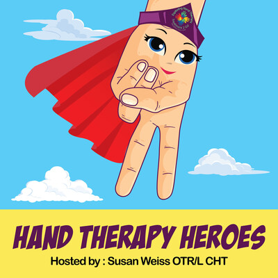 Hand Therapy Heroes