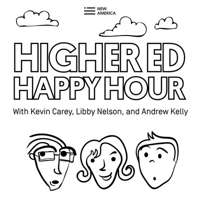 Higher Ed Happy Hour