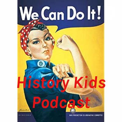 History Kids Podcast