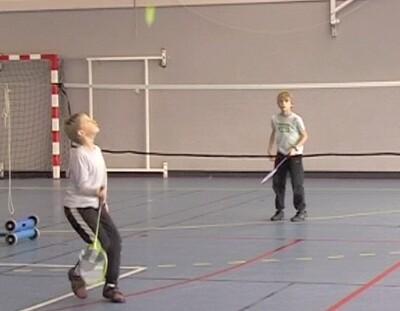 Badminton et EPS - Niveau 1 en collège