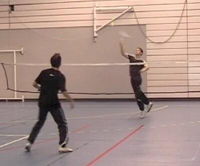 Badminton et EPS - Niveau 2 en collège