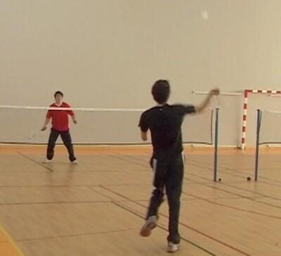 Badminton et EPS - Niveau 3 en lycée
