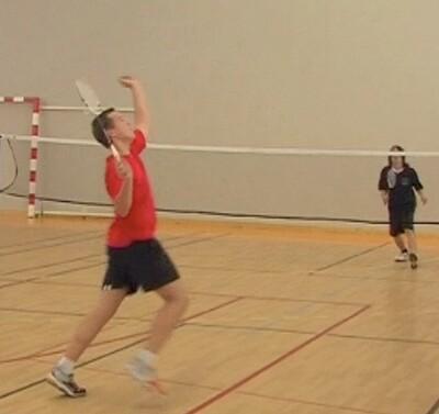 Badminton et EPS - Niveau 5 en lycée