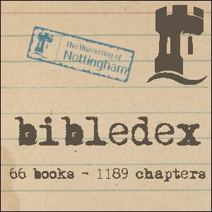 Bibledex