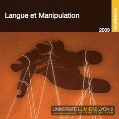 Langue et Manipulation 2009