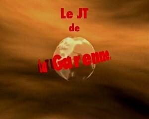 Le JT de La Garenne.