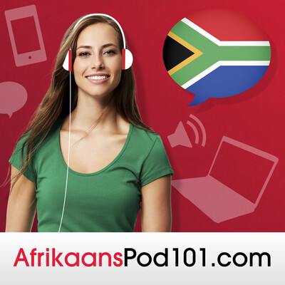 Learn Afrikaans | AfrikaansPod101.com