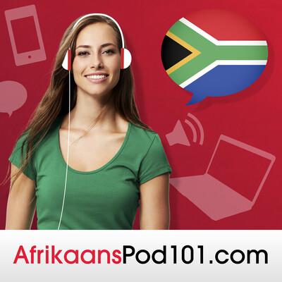 Learn Afrikaans | AfrikaansPod101.com