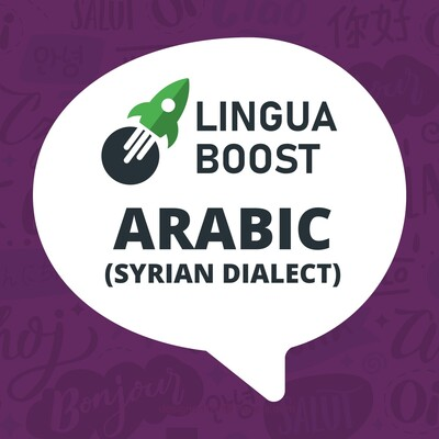 Learn Arabic (Syrian) with LinguaBoost