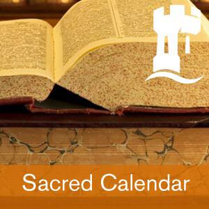 Sacred Calendars