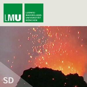 Der Vulkan an der Uni