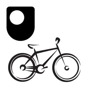 Design Behind the Bike - for iPod/iPhone