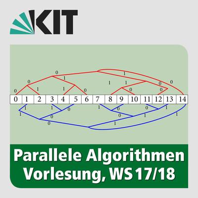 Parallele Algorithmen, Vorlesung, WS17/18