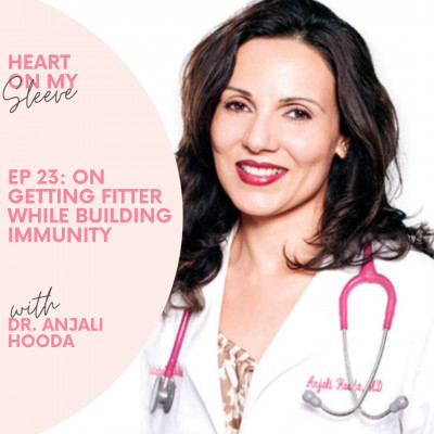 Ep 23: On Getting Fitter While Building Immunity