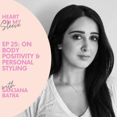 Ep 25: On Body Positivity & Personal Styling