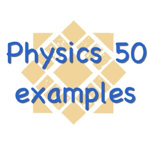 Physics 50 example problems