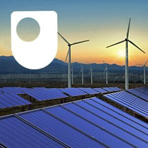 Earth's physical resources: renewable energy - for iPod/iPhone