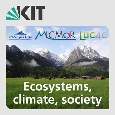 Ecosystems, climate, society