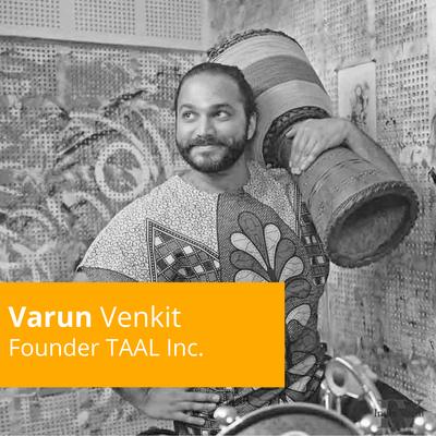 Episode 6: Varun Venkit: Come. Drum. Be one!