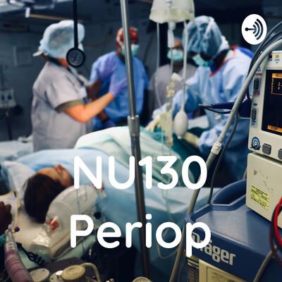 NU130 Periop
