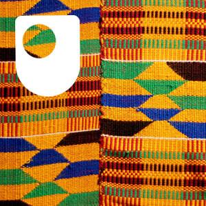 Textiles in Ghana - for iPad/Mac/PC