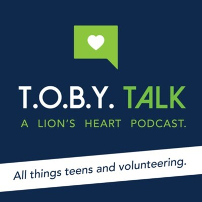 TOBY Talk: All Things Teens and Volunteering