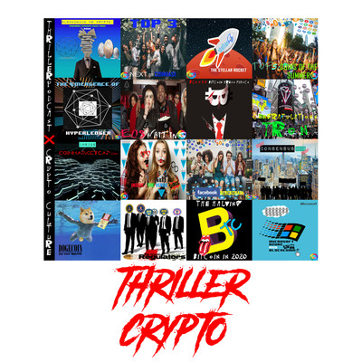 Thriller Crypto - Bitcoin, Ethereum, Stellar Lumens, Blockchain News, Interviews, Cryptocurrency, Fintech, Investing, Traders, 101, Forex, Markets, Guide, Investors, Analysis and Crypto.