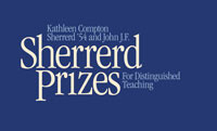 Honors and Prizes