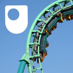 Rollercoaster design - for iPad/Mac/PC