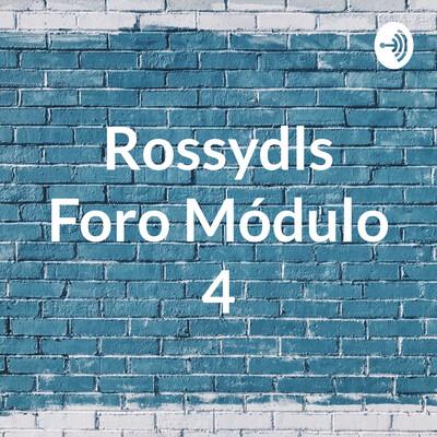 Rossydls Foro Módulo 4