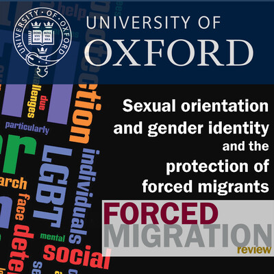 LGBTQI and forced migrants (Forced Migration Review 42)