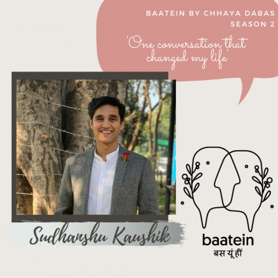 Season 2, episode 10: A conversation by Sudhanshu Kaushik
