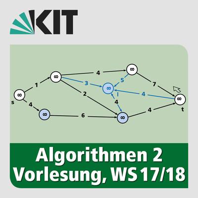 Algorithmen 2, Vorlesung, WS17/18