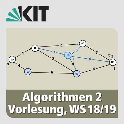 Algorithmen 2, Vorlesung, WS18/19