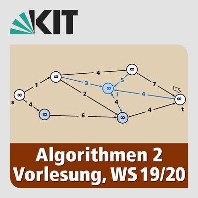 Algorithmen 2, Vorlesung, WS19/20
