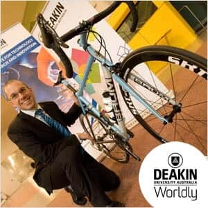 Smartbike with Dr Paul Collins