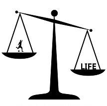 Soccer Life Balance