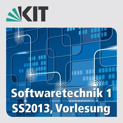 Softwaretechnik 1, SS2013 Vorlesung